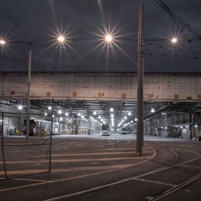 PRK-Brunswick Tram Depot